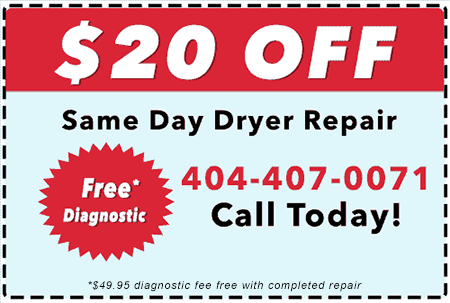 Local Dryer Repair In Atlanta